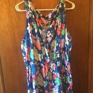 Gap floral summer dress